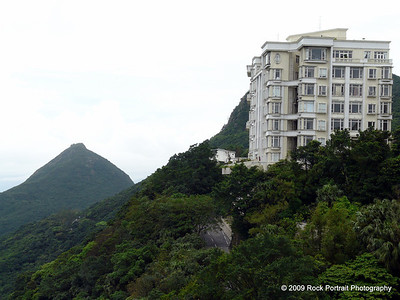 A hotel with the best views in Hong Kong, but only after storms clear the pollution