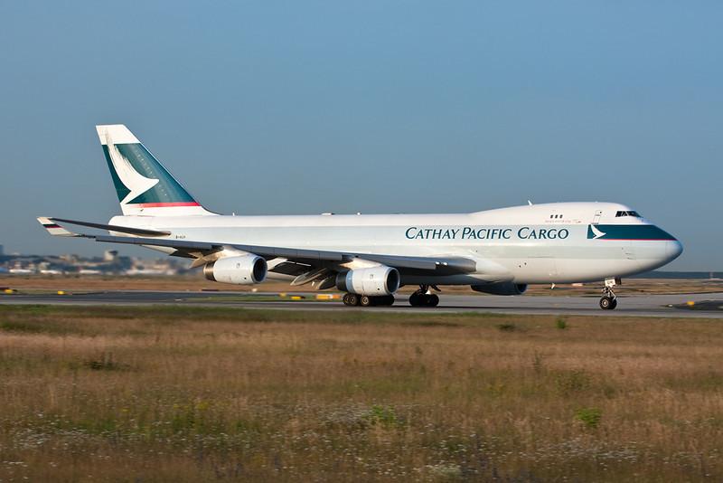 B-HUH Boeing 747-467F c/n 27175 Frankfurt/EDDF/FRA 01-07-10