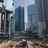 Hong Kong Central Business                                       District
