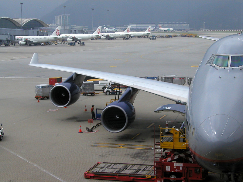 Hong Kong Airport (2002)