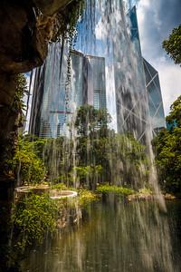 Stunning HK Park.