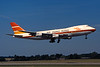 "VR-HKN Boeing 747-132F ""Air Hong Kong"" c/n 19897 Manchester/EGCC/MAN 06-08-95 (35mm slide)"