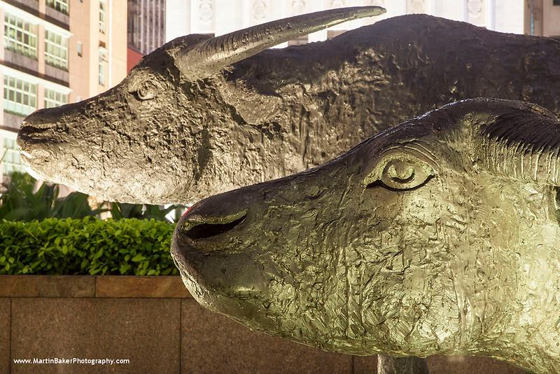 Exchange Square, Central, Hong Kong Island, Hong Kong, China.