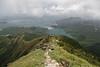 Lantau North Country Park and Shek Pik Reservoir, Lantau Island, Hong Kong, China.