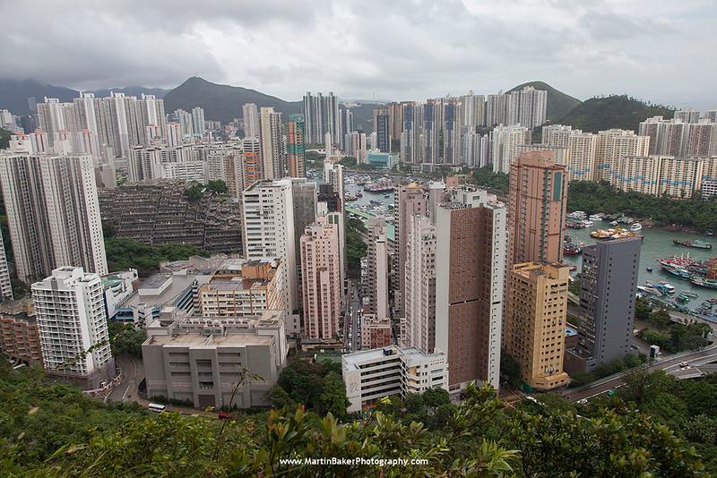 Aberdeen, Hong Kong Island, Hong Kong, China.