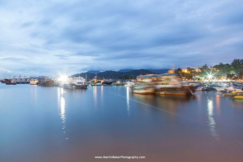 Cheung Chau Island, Hong Kong, China.