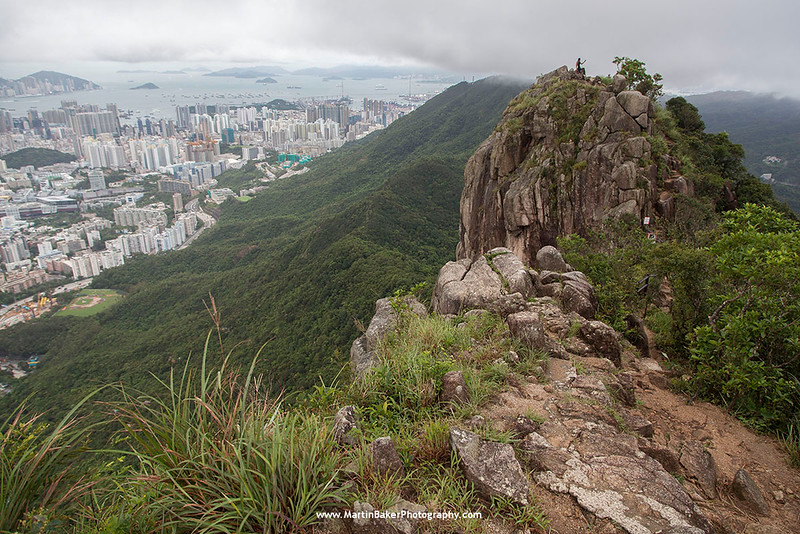 Lion Rock Country Park, New Territories, Hong Kong, China.