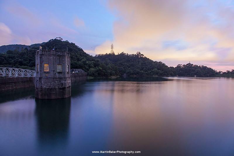 Shing Mun Reservoir, New Territories, Hong Kong, China.