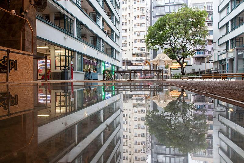 PMQ, Sheung Wan, Hong Kong Island, Hong Kong, China.