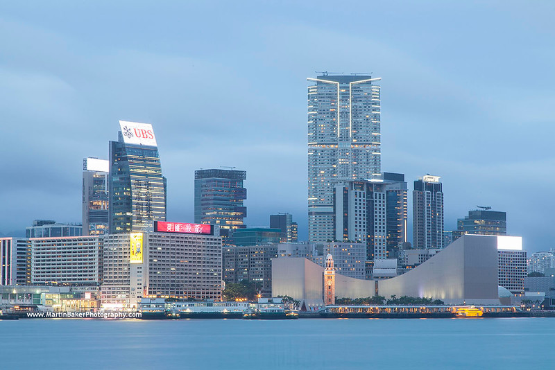 Tsim Sha Tsui, Hong Kong, China.