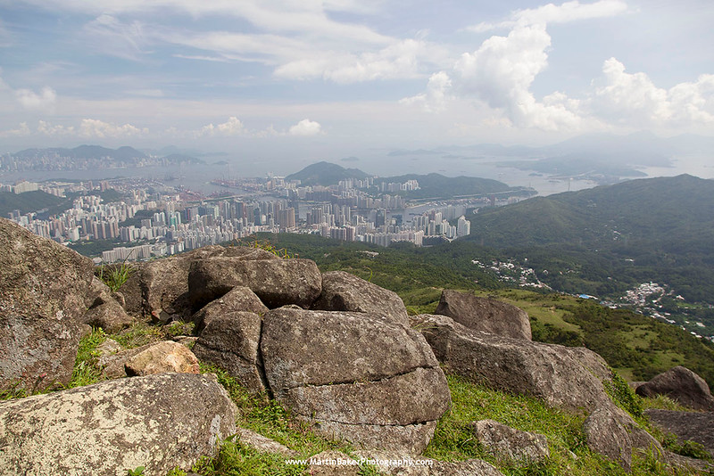 Tai Mo Shan Country Park, New Territories, Hong Kong, China.