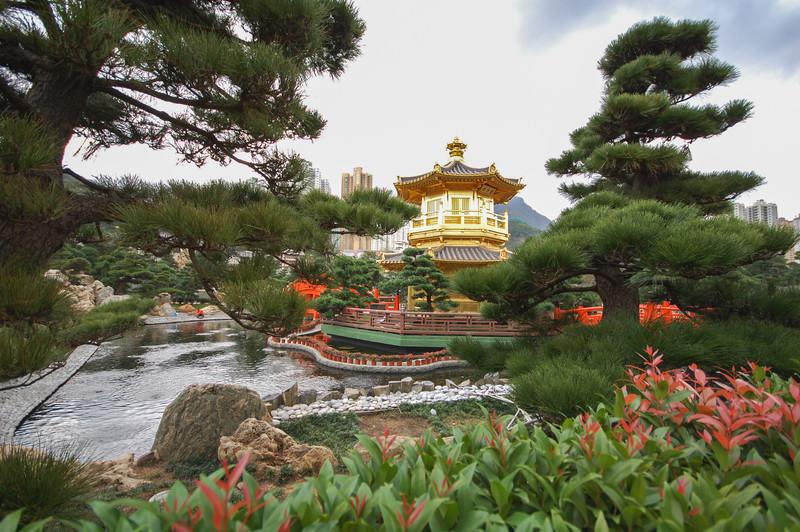 Nan Lien Garden.