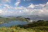 Shek Pik Reservoir, Lantau North Country Park, Lantau Island, Hong Kong, China.