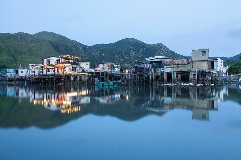 Tai O, Lantau Island, Hong Kong, China.