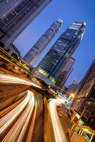 Downtown HK
