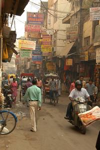 Main Bazaar, Delhi...