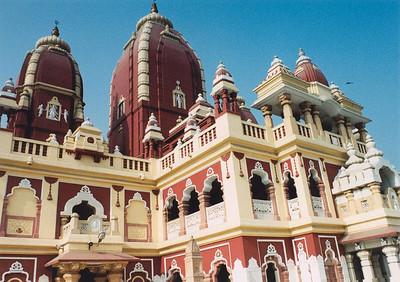 Hindu temple, New Delhi