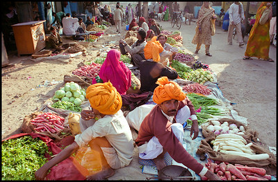 Bundi market