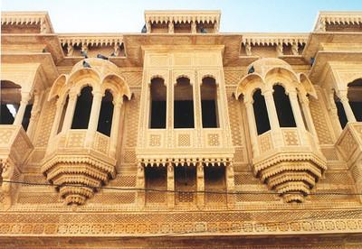 Havelli, Jaisalmer