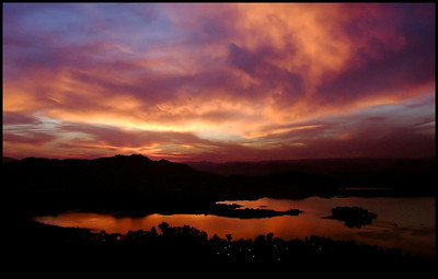 Sunset Point, Udaipur