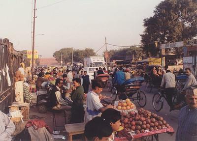 Chowdi Chowk, Old Delhi