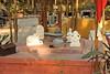 Hindu Shrine at Kanha Jungle Lodge