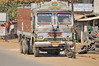 Another Tata Truck on the way to Pench National Park from Satpura National Park