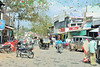 Street Scenes on the way to Pench National Park from Satpura National Park