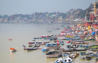 India: Varanasi & Agra
