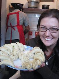 Tibetan Momos