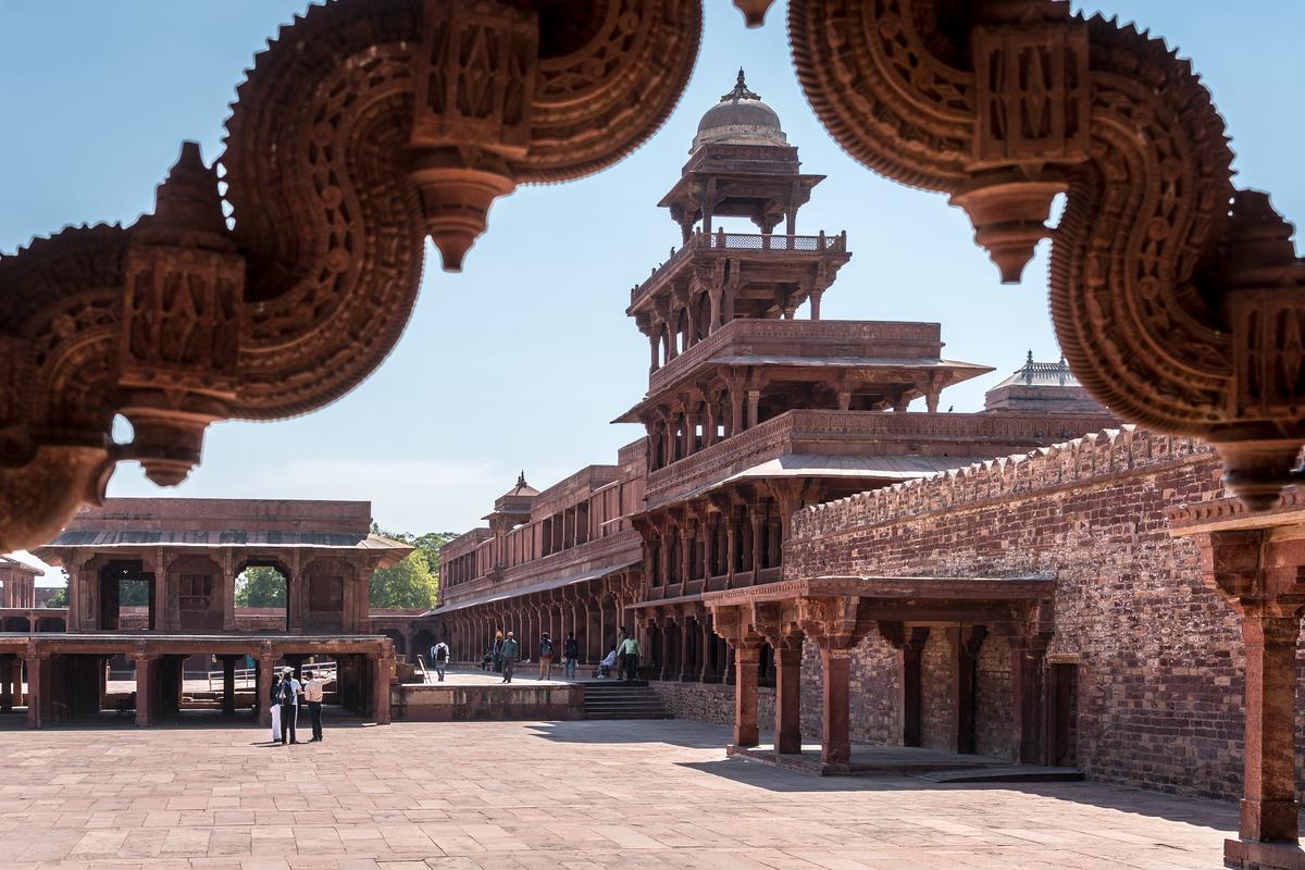 UNESCO World Heritage Site #305 - Fatehpur Sikri