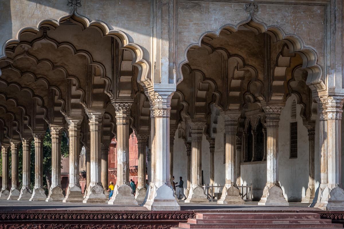 UNESCO World Heritage Site #303 - Agra Fort