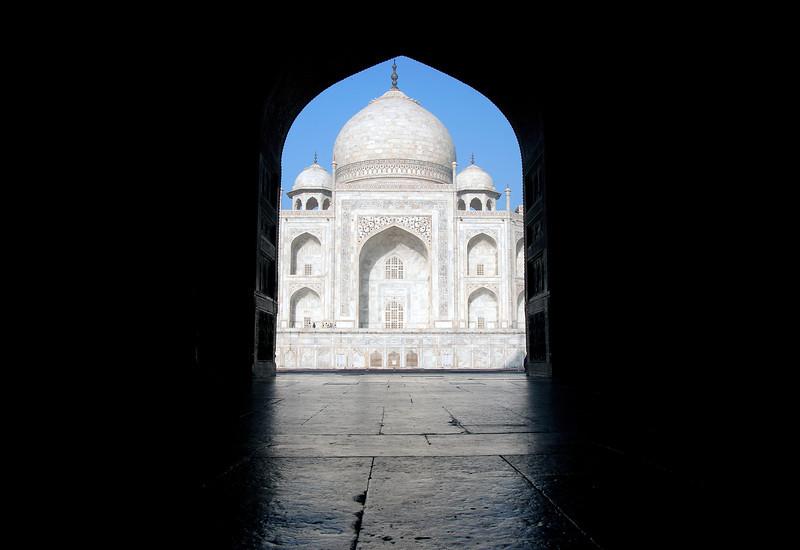 RTW Trip - Agra, India