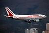 VT-EJL Airbus A310-304 c/n 392 Hong Kong-Kai Tak/VHHH/HKG 22-10-96 (35mm slide)