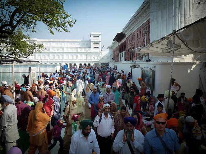 amritsar india golden temple