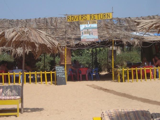 Rovers Return - Goa