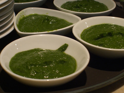 Mint Chutney - Chandigarh, India