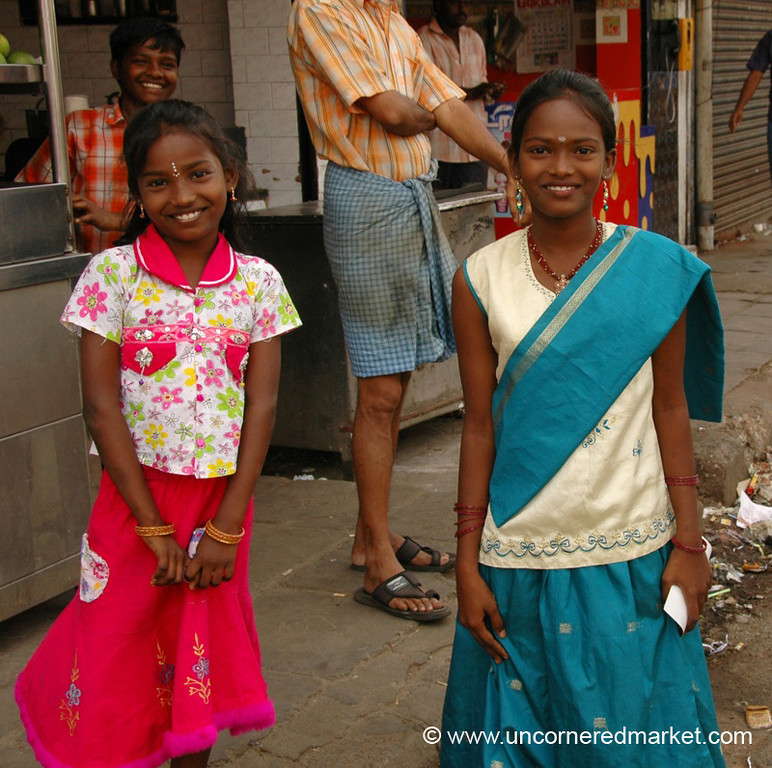 Adorable Sisters - Chennai, India