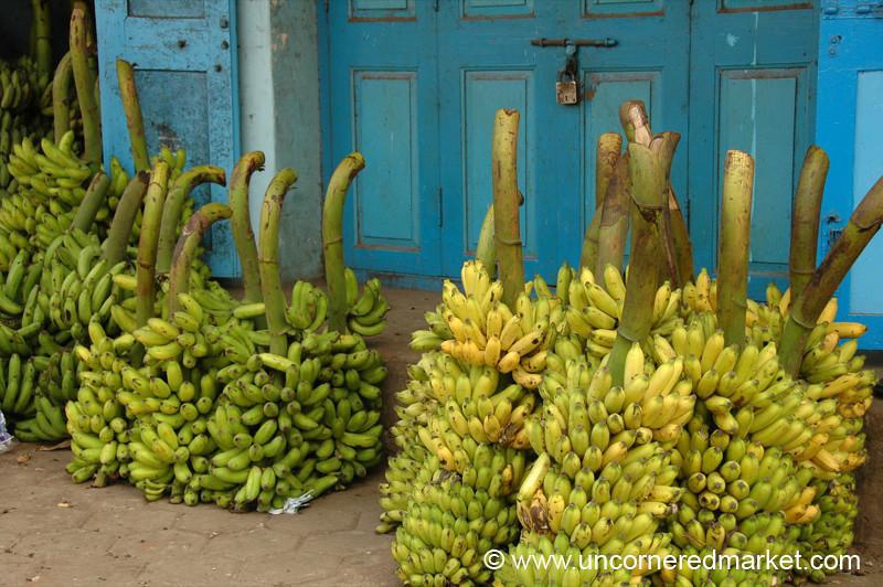 No Shortage of Bananas - Chennai, India