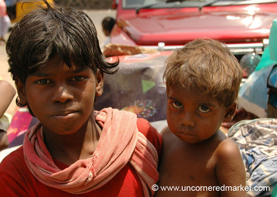 Big Eyes and Brotherly Love - Chennai, India