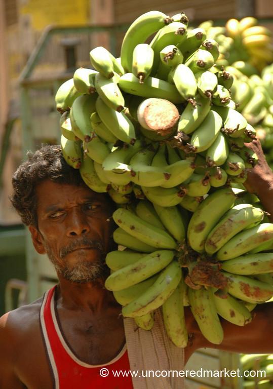Heavy Bananas - Chennai, India