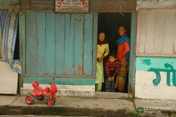 Family Business - Darjeeling, India