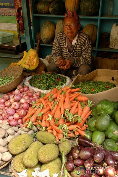Market Days in Darjeeling, India