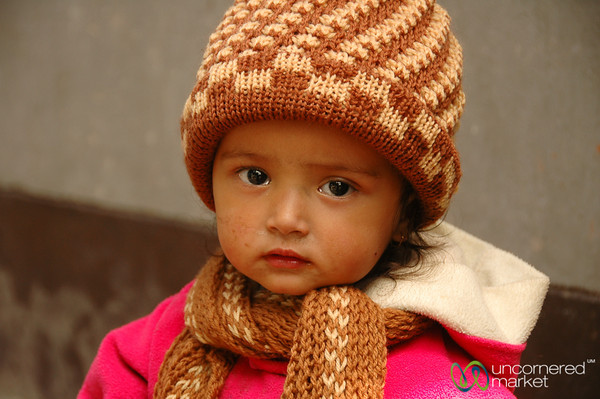 All Bundled Up - Darjeeling, India
