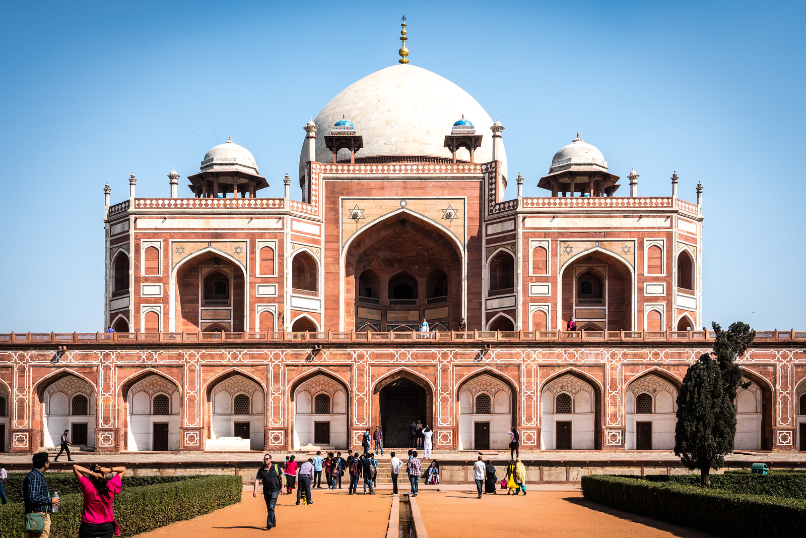 Humayun's Tomb UNESCO World Heritage Site, India