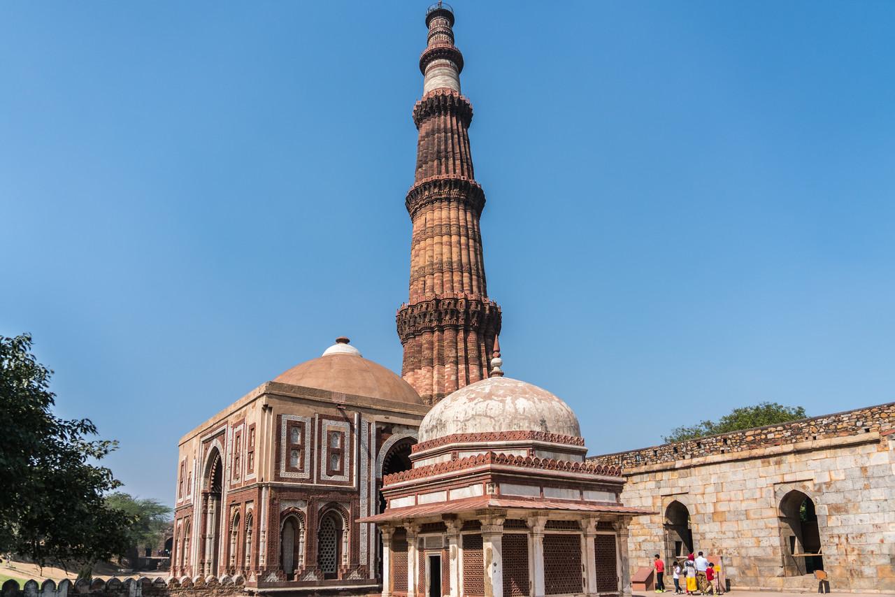 Qutb Minar and its Monuments, Delhi