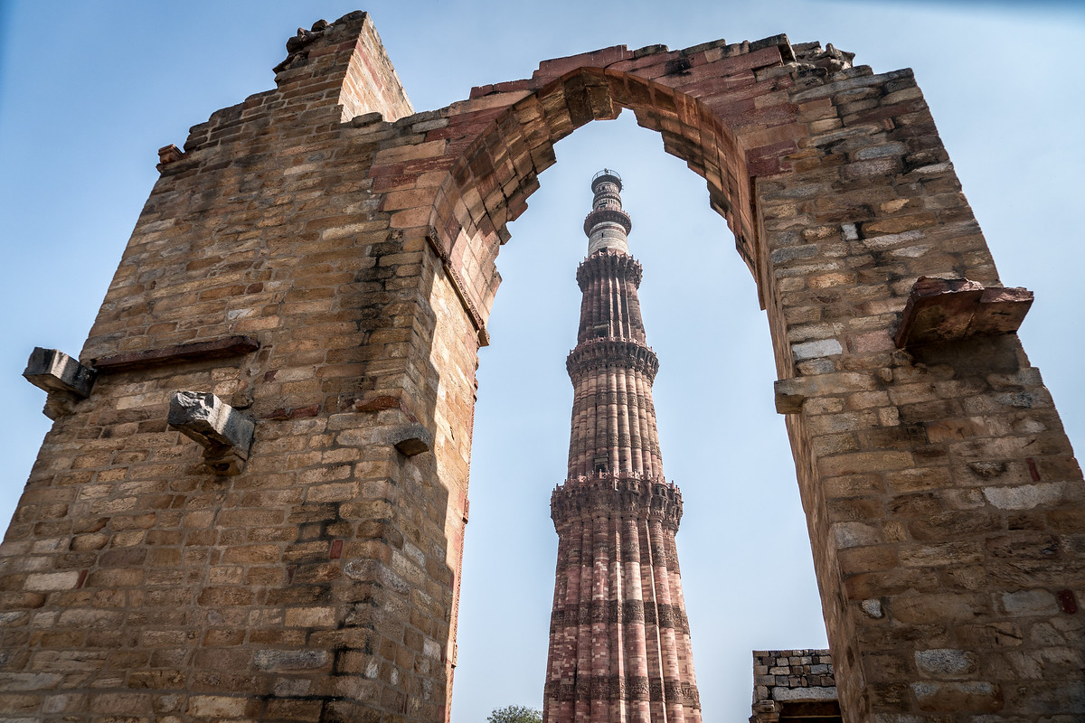 UNESCO World Heritage Site #301 - Qutb Minar and its Monuments
