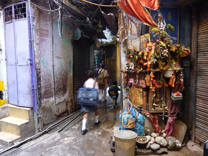 Laneway Shrine - Delhi