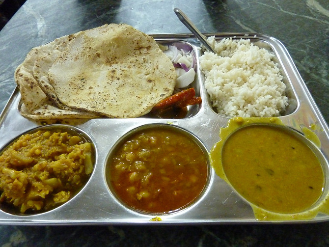 Thali Set Meal