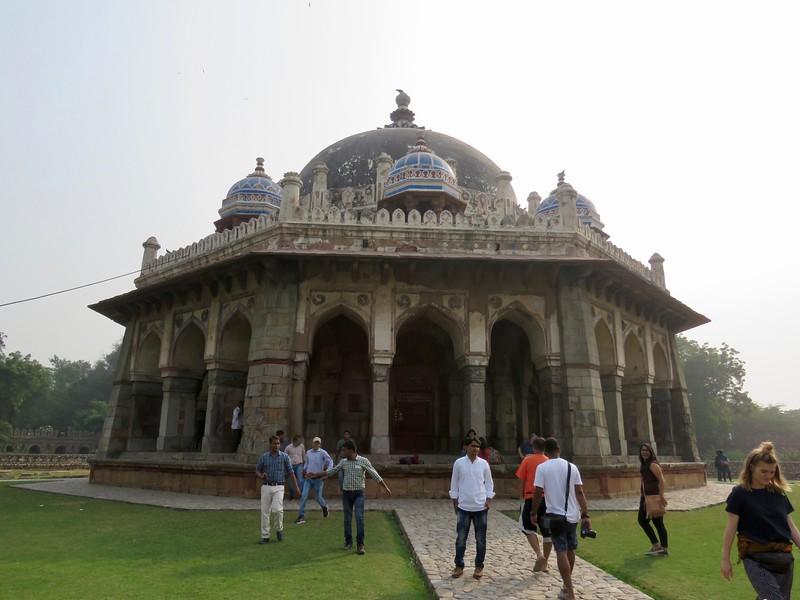 Isa Khan Niyazi's Garden Tomb - Delhi, India